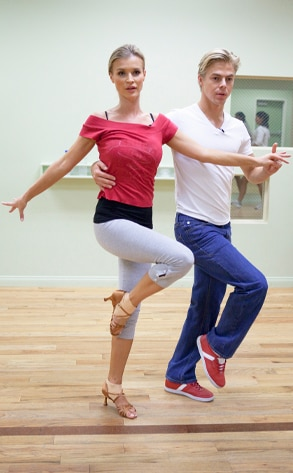 Dancing with the Stars, Joanna Krupa, Derek Hough