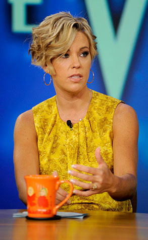 Kate Gosselin, The View