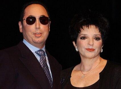 David Gest, Liza Minnelli