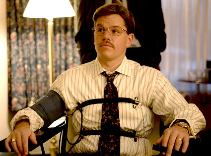 The Informant, Matt Damon