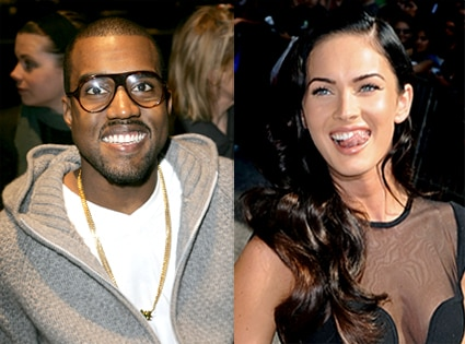 Kanye West, Megan Fox