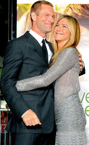 Aaron Eckhart, Jennifer Aniston