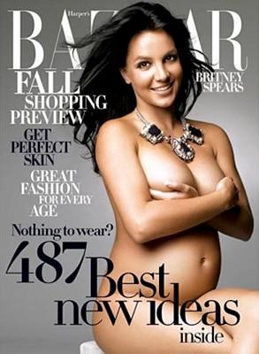 Britney Spears, Harper's Bazaar, Cover