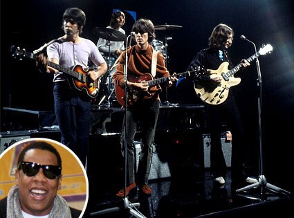 The Beatles, Jay Z