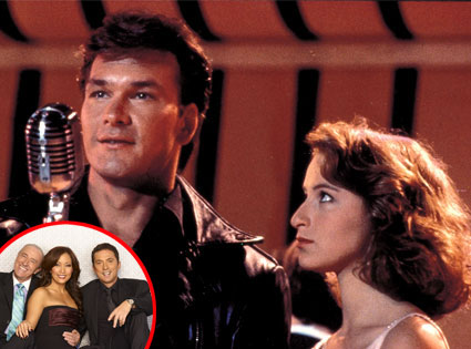 Dirty dancing, Dancing with the stars, Patrick Swayze, Jennifer Grey