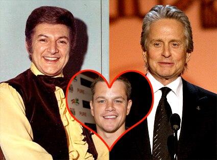 Liberace, Michael Douglas, Matt Damon