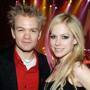Avril Lavigne, Deryck Whibley
