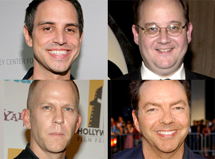 Greg Berlanti, Marc Cherry, Ryan Murphy, Alan Ball