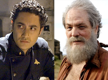 Battlestar Galactica, Alessandro Juliani, Lost, M.C. Gainey
