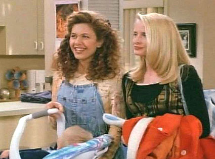 Friends, Jane Sibbett, Jessica Hecht
