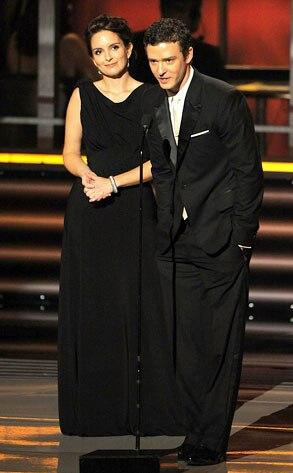 Tina Fey, Justin Timberlake