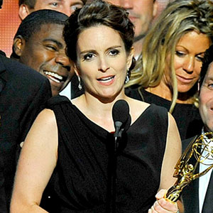 Tina Fey, 30 Rock Cast