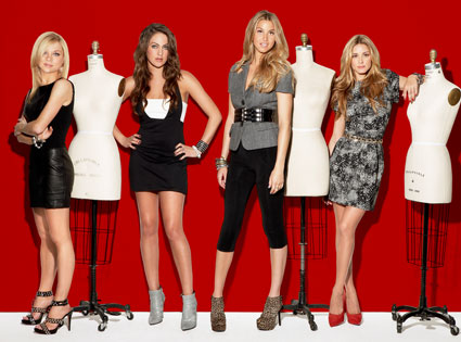 The City, Cast, Whitney Port