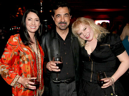 Paget Brewster, Joe Mantegna, Kirsten Vangsness