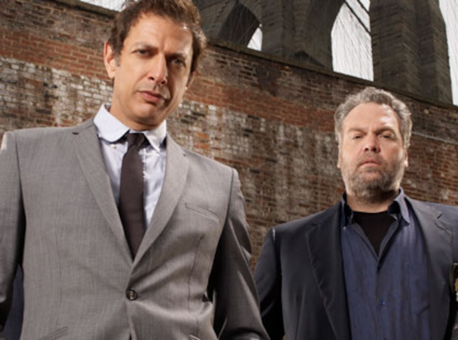 Law and order, criminal intent, Jeff Goldblum, Vincent D'Onofrio
