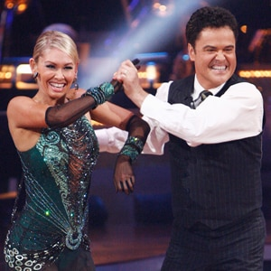 DWTS, Donny Osmond