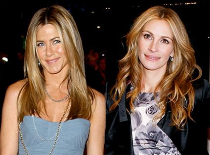 Jennifer Aniston, Julia Roberts