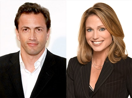 Andrew Shue, Amy Robach