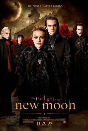 New Moon poster, Volturi
