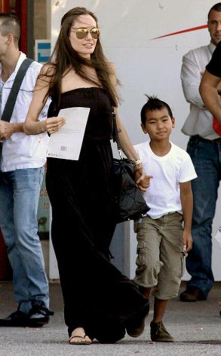 Angelina Jolie, Maddox Jolie Pitt