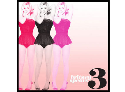 Britney Spears, 3 Single cover
