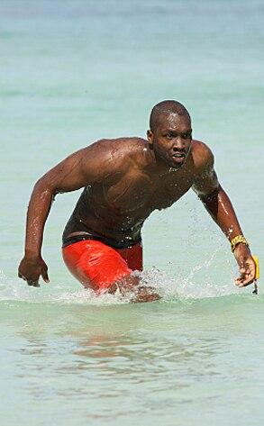Jaison Robinson, Survivor