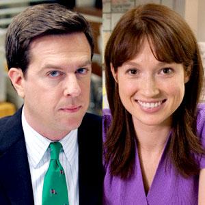 The Office, Ed Helms, Ellie Kemper