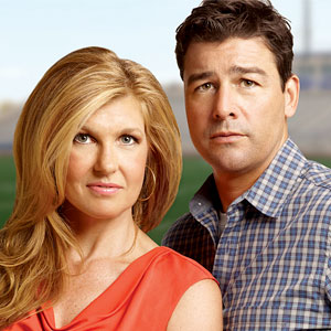 Friday Night Lights, Connie Britton, Kyle Chandler
