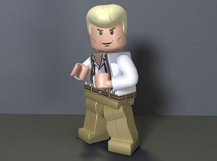 David Bowie Lego