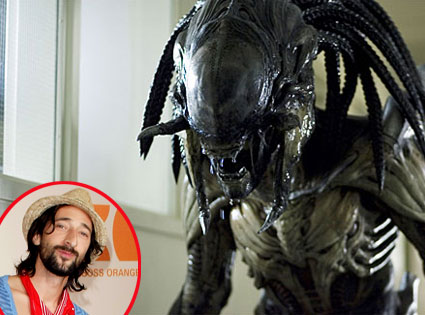 The Predator, Adrian Brody