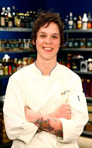 Top Chef ,Ashley Merriman