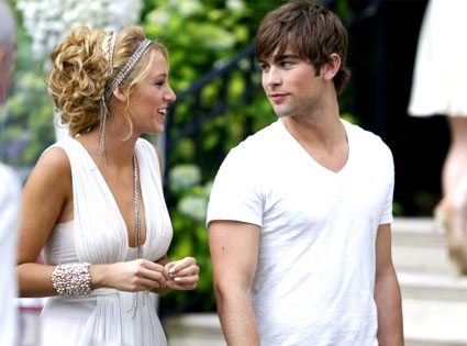 Chace Crawford, Blake Lively, Gossip Girl