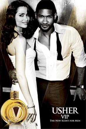 Usher VIP Cologne Ad