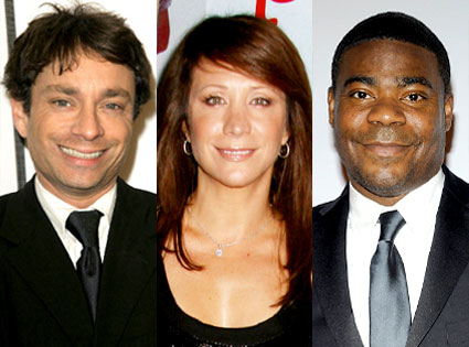 Chris Kattan, Cheri Oteri, Tracy Morgan