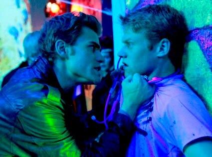 Paul Wesley, Zach Roerig,Vampire Diaries