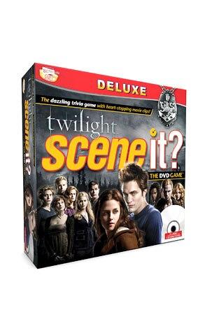 Twilight, Scene It, Game
