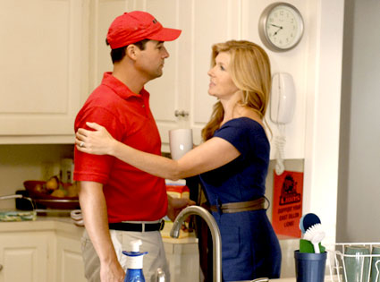Friday Night Lights, FNL, Kyle Chandler, Connie Britton