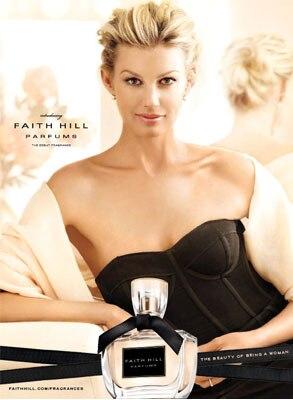 Faith Hilll, Fragrance