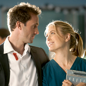 Sonya Walger, Joseph Fiennes, Flash Forward