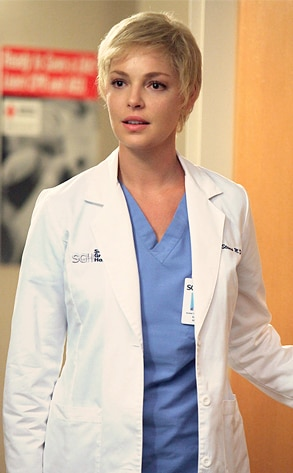 Katherine Heigl, Grey's Anatomy