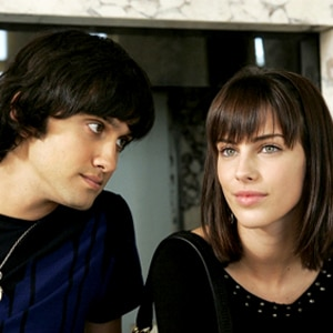 90210, Jessica Lowndes, Michael Steger