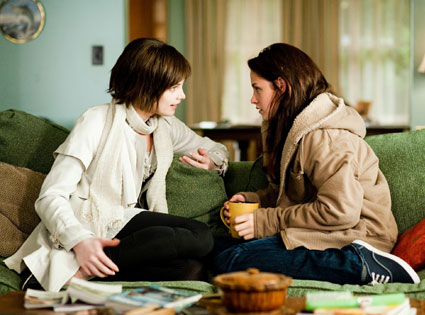 New Moon, Ashley Greene, Kristen Stewart