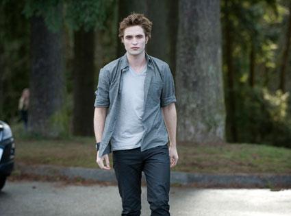 New Moon, Robert Pattinson