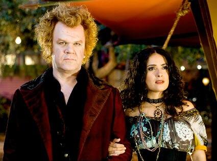Cirque Du Freak: The Vampire's Assistant, Salma Hayek, John Reilly
