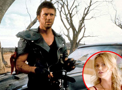 Mel Gibson, Mad Max, Charlize Theron
