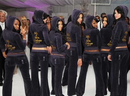 Malika Haqq, Kylie Jenner, Kourtney Kardashian, Khloe Kardashian Odom, Khadijah Haqq, Kim Kardashian, Kendall Jenner