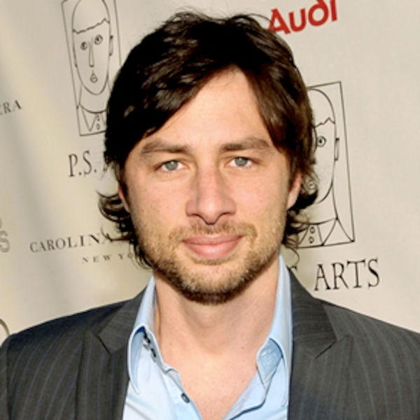 Expert Choice For Alien Antenna Headband Costume: Zach Braff From Alive & Kicking: Celebrity Death Hoaxes