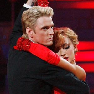 Dancing with the Stars, Aaron Carter, Karina Smirnoff
