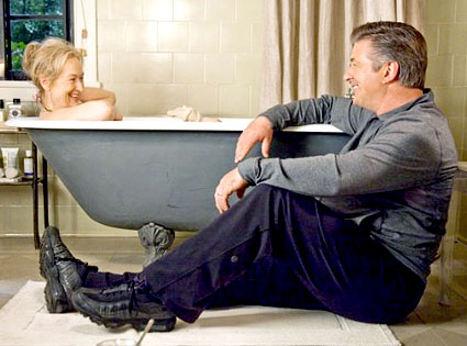 It's Complicated, Alec Baldwin, Meryl Streep