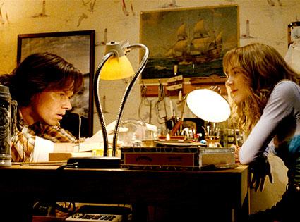 Mark Wahlberg, Saoirse Ronan, The Lovely Bones